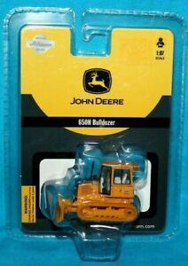 2007 1:87 Athearn - John Deere 650H Bulldozer - #77088 - New In Original Package
