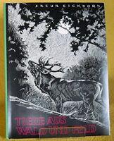 Sammelbilder Album - Tiere aus Wald und Feld - Herba Verlag - Driess