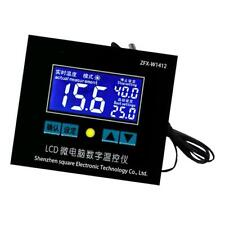 DC 12V Temperature Sensor Microcomputer Thermostat Controller Switch Digital