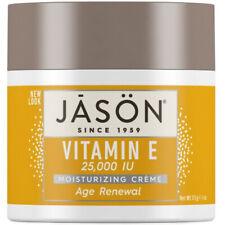 Jason Organic Age Renewal Vitamin E 25000iu Cream 113g