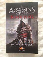 Assassin Creed Black Flag - Oliver Bowden - Pickwick 2014
