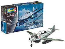 Revell 1 3 2 04995 Messerschmitt Me262 B-1/u-1 Nightfighter