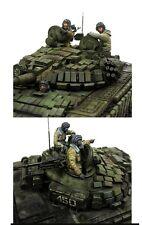 1/35 Modern Russian Tank Crew Resin Model Kit (3 Figures)