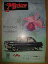 VINTAGE MOTOR MAGAZINE MARCH 11 1953 THE ZEPHYR SIX