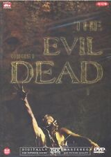 The Evil Dead (1981) DVD - Bruce Campbell (New & Sealed)