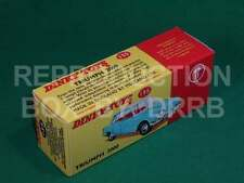 Dinky #135 Triumph 2000 - Reproduction Box by DRRB