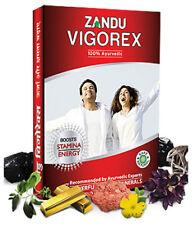 NEW ZANDU VIGOREX PILLS FOR HARD ERECTION 200% RESULT SEX LOVE LONG 30 CAPSULES
