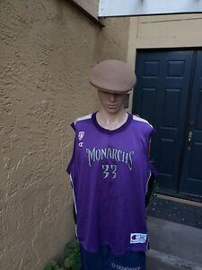 VTG 90'S YOLANDA GRIFFITH SACRAMENTO MONARCHS WNBA CHAMPION JERSEY ADULT XXL