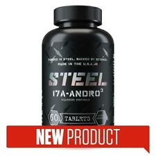 Steel Supplements : 17a-Andro