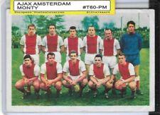Ajax Amsterdam 1960 - Monty Card
