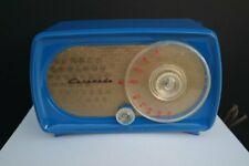 Coronado Bakelite Tube Radio