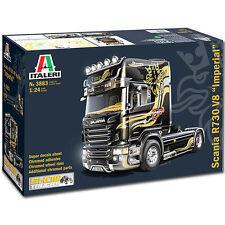 Scania R V8 Topline imperial kit 1 24 Italeri It3883