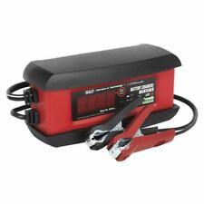 Sealey SPI3S Inteligente Litio Cargador de Batería 3Am P 6 / 12V