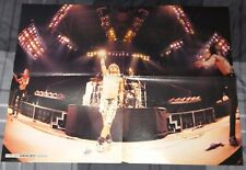 BULLETBOYS / KIP WINGER / MARQ TORIEN / 1980'S 4 PAGE MAGAZINE POSTER + FREE DVD