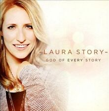 God of Every Story by Laura Story (CD, Sep-2013, Columbia (USA))