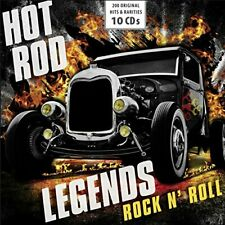 Hot Rod Legends Rock 'n' Roll [CD]