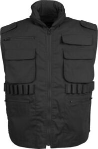 Tactical Ranger Vest Hunting Shooters Outdoor Fishing Travel Work Camping Hiking