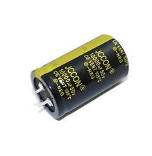 1pcs 50v10000uf Aluminum Electrolytic Capacitor Audio Filter Capacitor 30x50mm