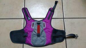 NEW Dog Flotation Vest Wit Life Jacket Reflection KONG Sport AquaSport  RL206