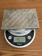 Stainless steel sheet metal scrap  1/2