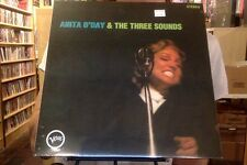 Anita O'Day and the Three Sounds LP sealed vinyl RE reissue