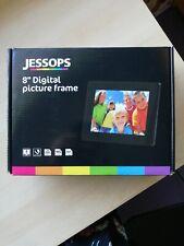 "Jessops 8"" Digital Picture Frame Unused 5156875"
