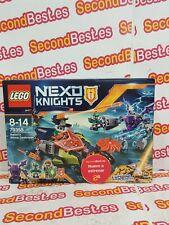 Lego Nexo Knights Destructor de Rocas de Aaron 70358 Nuevo
