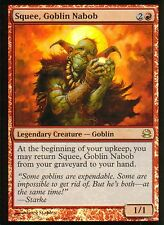 Squee, Goblin Nabob FOIL   NM   Modern Masters   Magic MTG