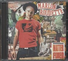 MARLON ROUDETTE / MATTER FIXED * NEW CD 2011 * NEU *