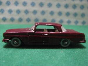Vintage Matchbox Regular Wheels - Mercedes-Benz 220 Se Coupe - Lesney Moko N° 53