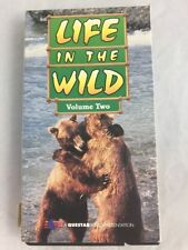 LIFE IN THE WILD VOLUME 2 two VHS TAPE