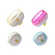 Hamster Chinchilla Silent Running Exercise Wheel Toys Random Color