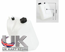 Benzina / Carburante Serbatoio 5 Litri sgancio rapido tipo NERO Caps UK KART Store