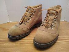 "Vintage 1960-70's Rico Steel Toe ""Saf-T-Shu"" Hiking Boots 10.5Eee Excellent"