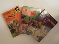 Vintage Learn-At-Home Reading Writing Lesson Kit Series Charles Walcutt NEW 1960