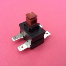 HENRY HVR200  Double Pole Push Button ON/OFF Switch  Vacuum Cleaner 4 Tag Hoover