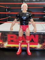 Ric Flair WWE Wresting ~ Tough Talkers Action Figure ~  Mattel RARE rick