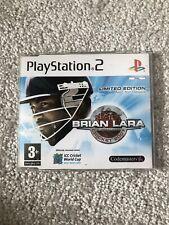 Brian Lara International Cricket 2007 - PlayStation 2 - Press Promo Copy