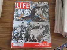 Life magazine February 29 1960 COMPLETE