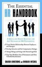 The Essential HR Handbook: A Quick and Handy Resource for Any Manager or HR Prof