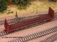 Hay Brothers STEEL BEAMS LOAD - Fits 60 / 60+ foot Flatcars & Gondolas