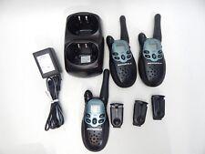 Motorola Talkabout Walkie Talkies 2 Way Radios 13km FRS T500 XLR 3 Handhelds