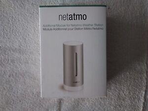 NETATMO Module Additionnel pour Station Meteo Netatmo Neuf