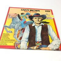 Savoy Brown 'Jack The Toad' 1973 UK Decca TXS112 1W/1W 1st Press Vinyl LP EX/EX-