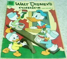 Walt Disney's Comics and Stories 192, FN- (5.5) The Master! 50% off Guide!