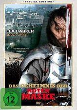 Lex Barker SEGRETO DER ROSSO MASCHERA Liana Orfei EDIZIONE SPECIALE DVD nuovo
