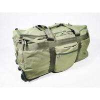 Sac Tactique Trolley Porte-Fusils 80 Litres ROYAL Plus Vert