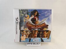 CAPTAIN MORGANE AND THE GOLDEN TURTLE NINTENDO DS PAL ITALIANO NUOVO SIGILLATO