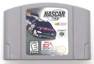 Nintendo 64 Nascar 99 N64 Video Game Cartridge Only Authentic