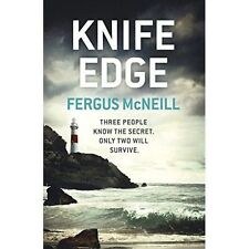 Knife Edge (DI Harland), McNeill, Fergus, New Book